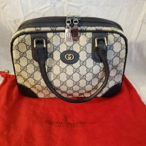 Gucci vintage authentic satchel